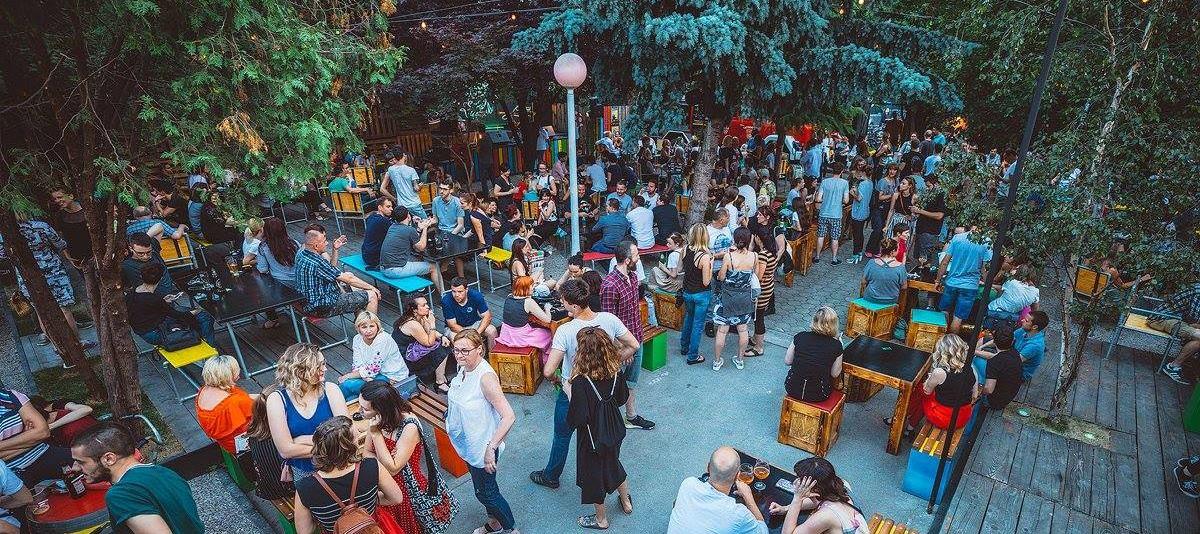 Vintage Industrial nastavlja s besplatnim programima u Ljetnom vrtu Savske 160