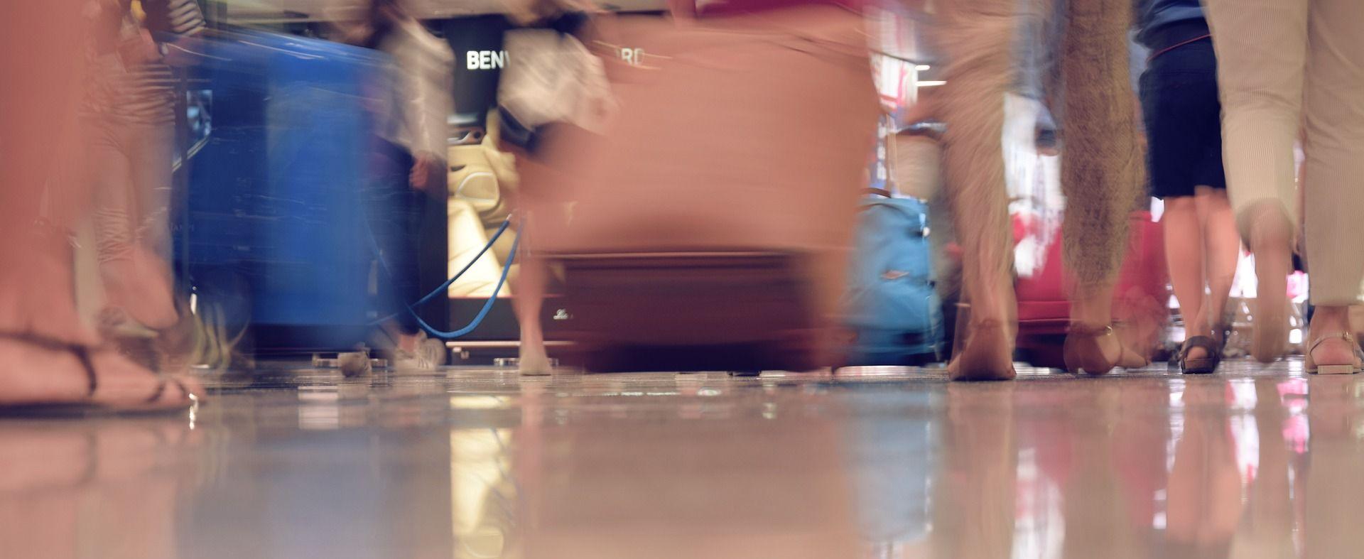 U lipnju kroz zračne luke prošlo 11,9 posto više putnika