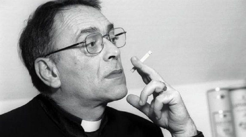 """Promovirana knjiga pjesama don Branka Sbutege """"Križni put i druge pjesme"""""""