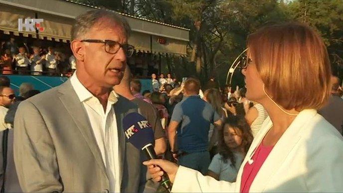 "VIDEO: CAPPELLI ""Sezona 5 posto u plusu"""