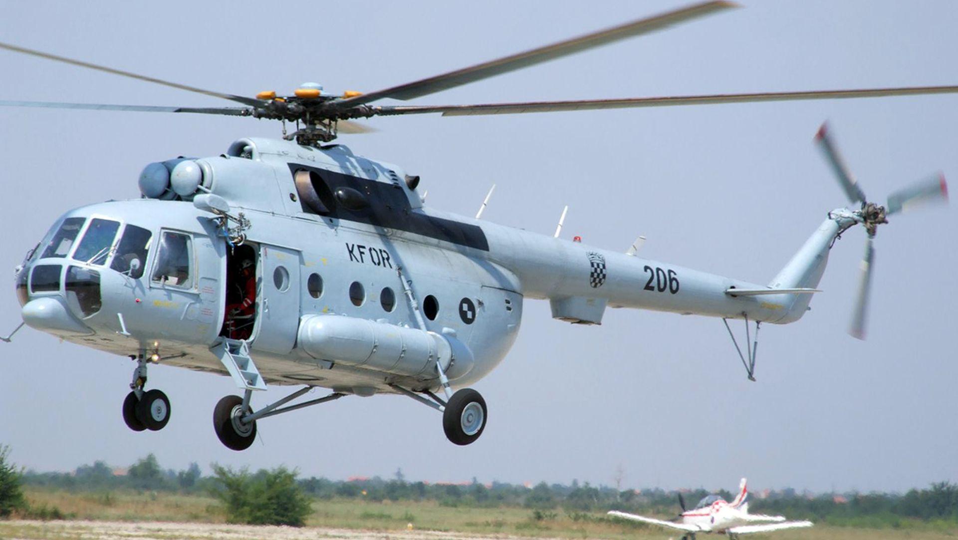 Dvije osobe poginule u padu helikoptera kod grčkog otoka Poros