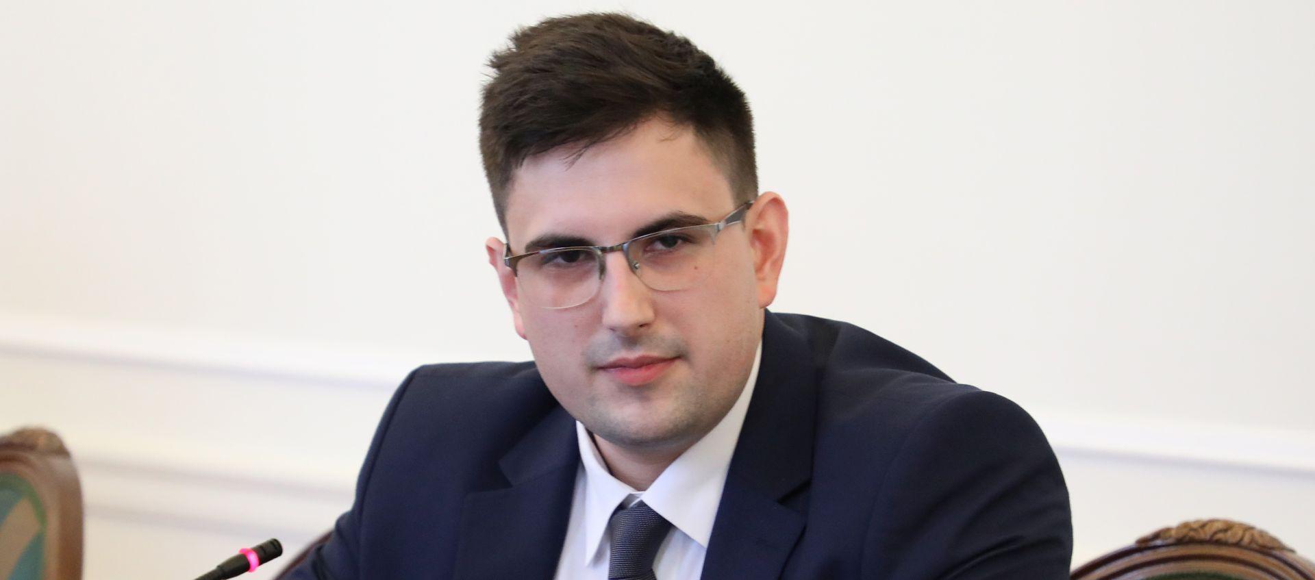 Novi glasnogovornik Vlade RH Marko Milić