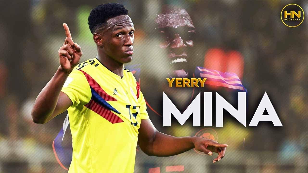Kolumbijski stoper Yerry Mina prelazi u Everton