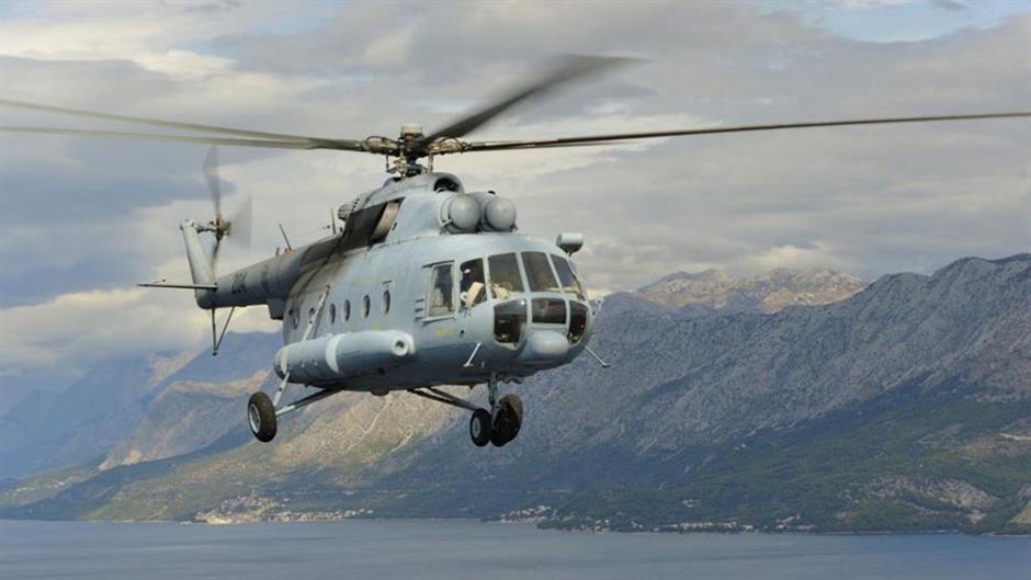 Tijekom leta prema Rijeci u helikopteru rođena djevojčica