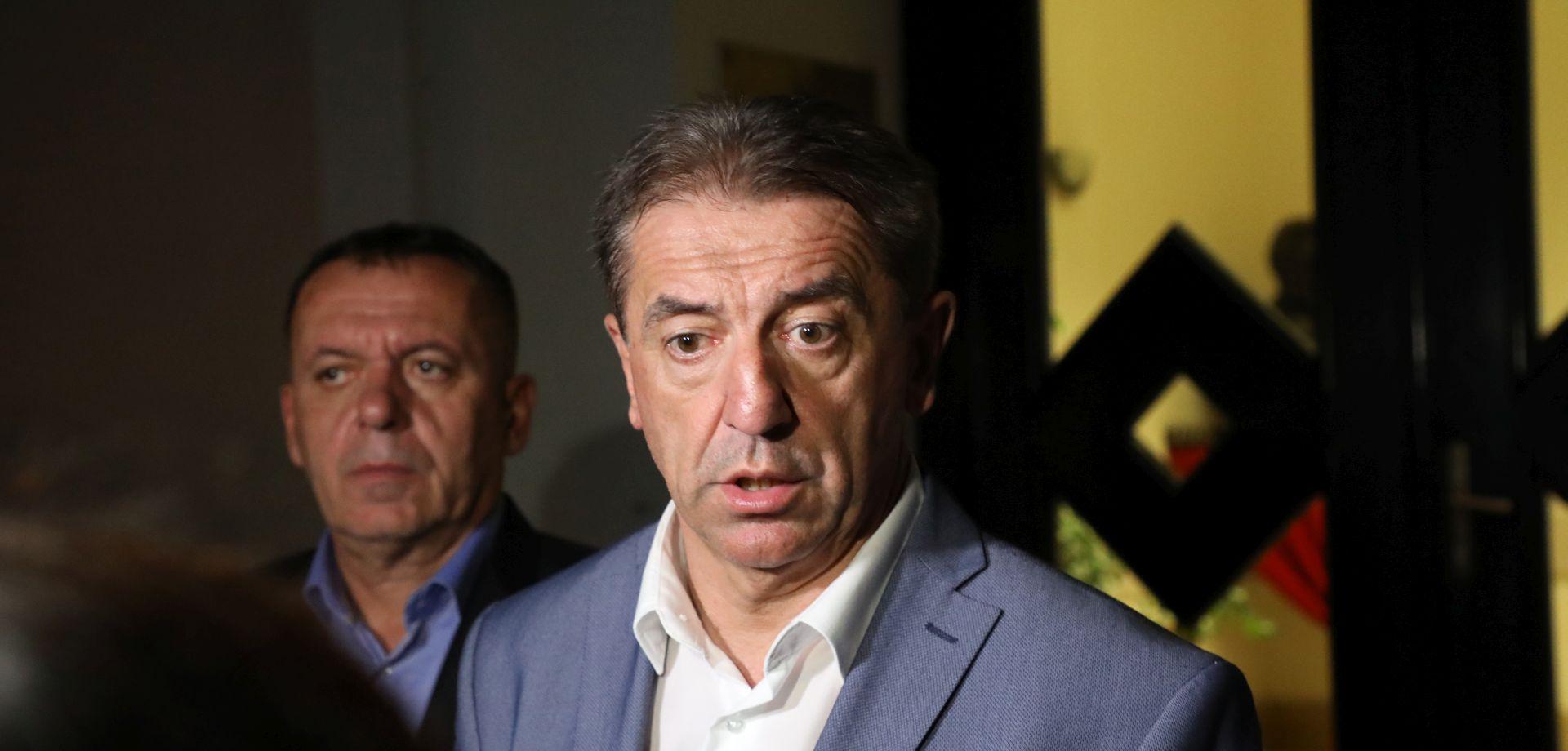 Nema talačke krize u HDZ-u, Milinović dobio termin