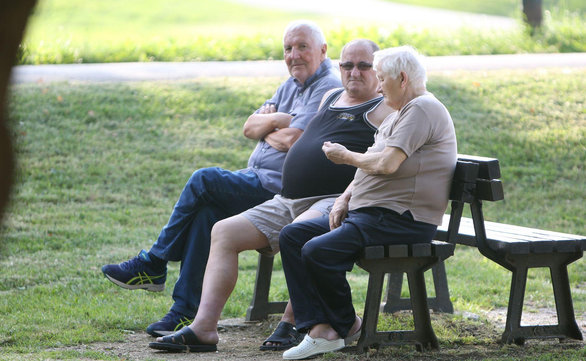 Rusi ljuti zbog podizanja dobi za umirovljenje