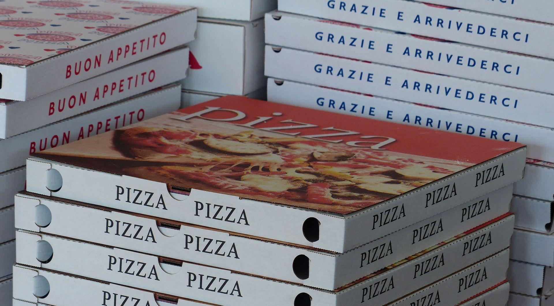 Kako je biti dostavljač pizze u ratnoj zoni