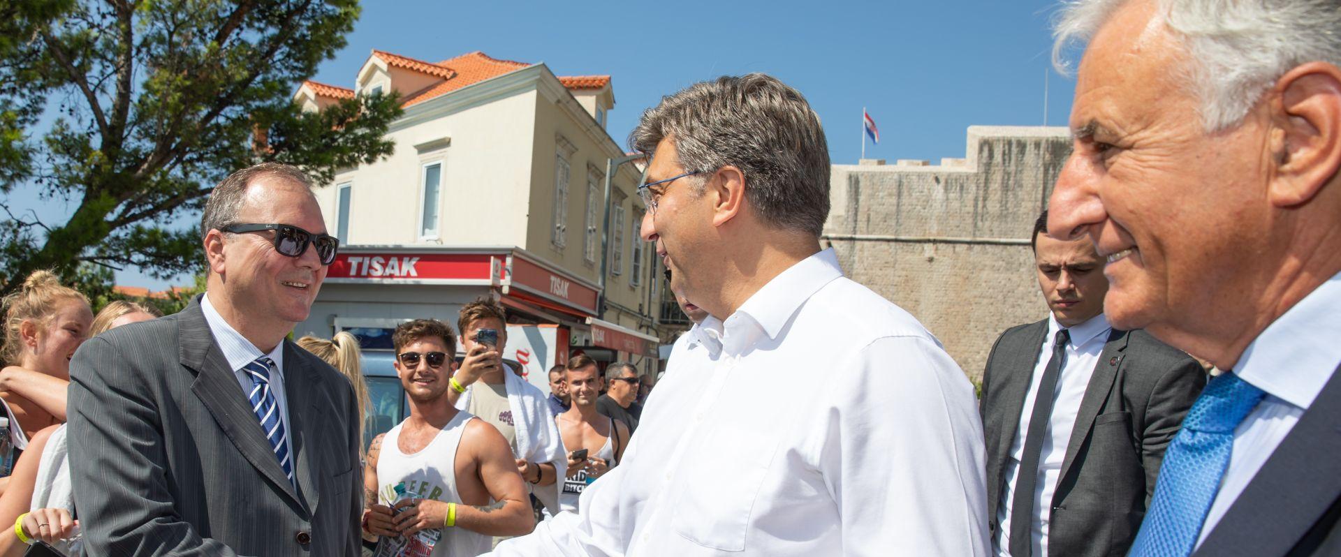 """PLENKOVIĆ """"Nećemo tolerirati Milinovićevo ponašanje"""""""