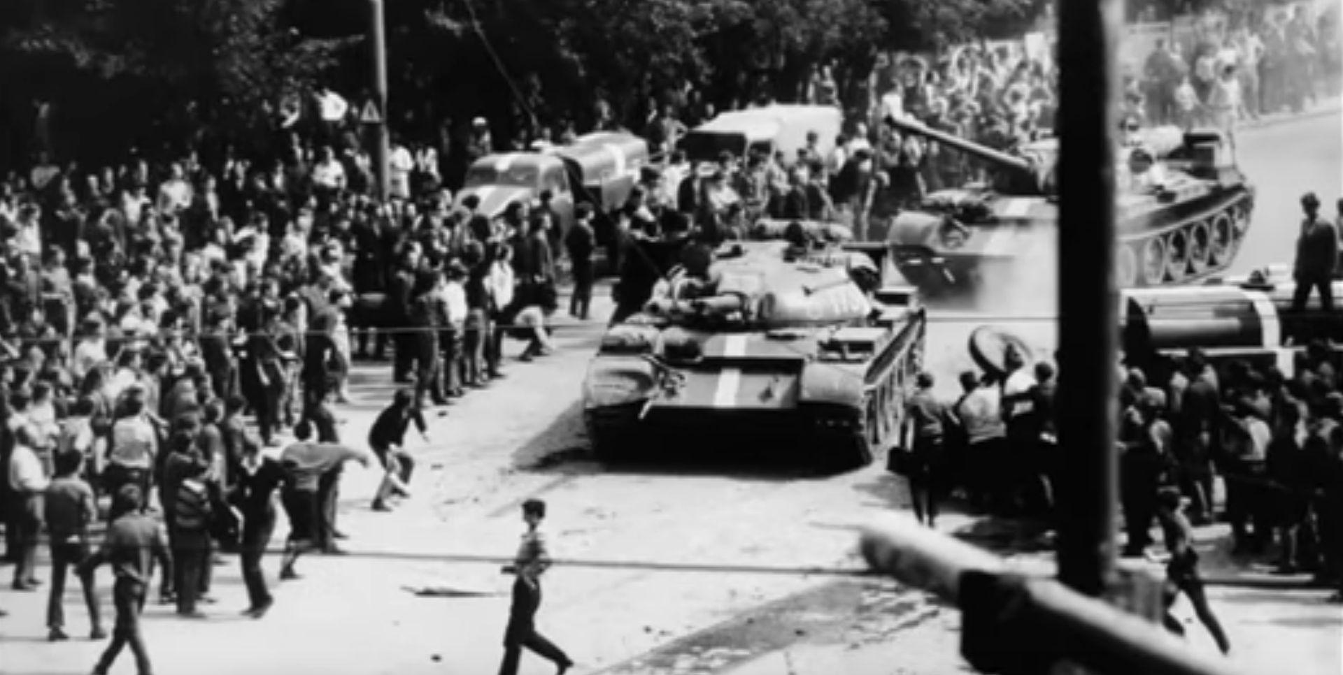 Pedeset godina od sovjetske invazije na Čehoslovačku