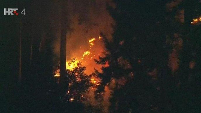 SEATTLE Ukrao pa srušio zrakoplov, još se ne zna je li živ