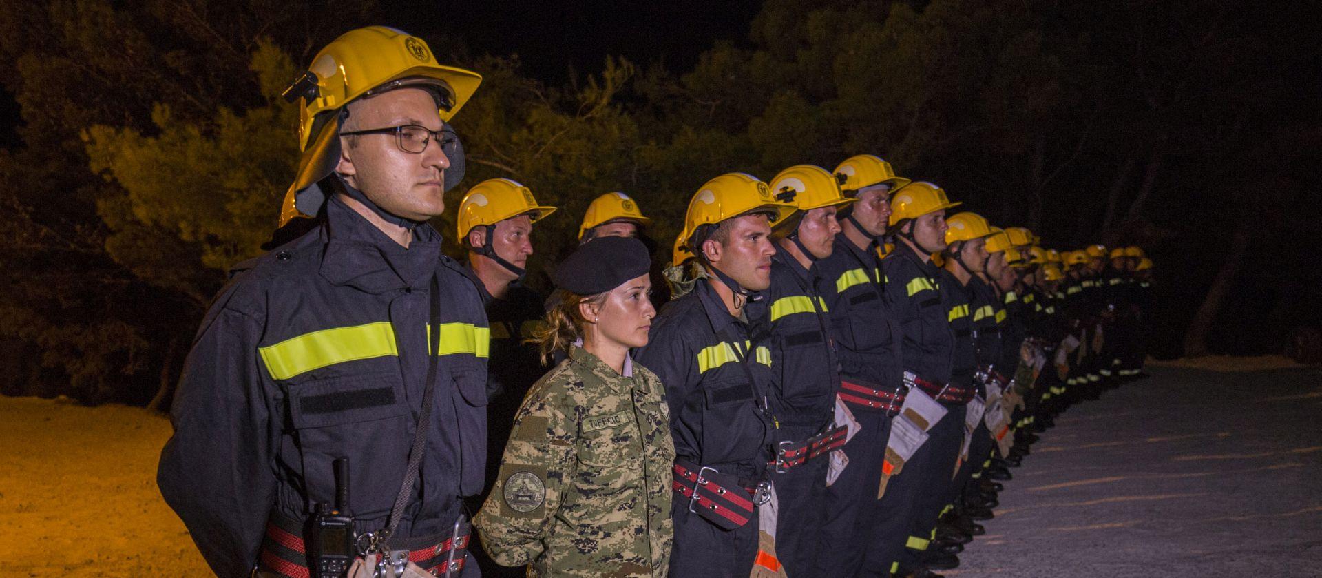 Trojica vatrogasaca pozitivna, službe rade punim kapacitetom