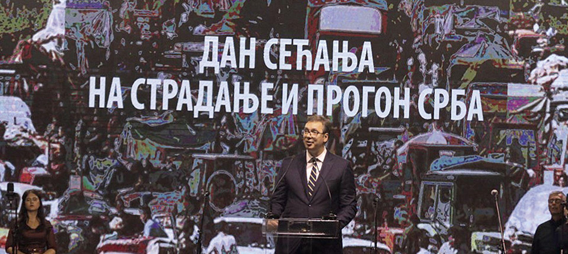 Pravoslavna Crkva i nacionalistička opozicija optužuju Vučića da priprema izdaju Kosova