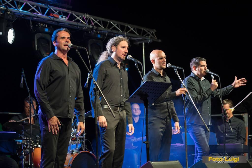 VIDEO: 'Četiri tenora' spremaju nastup u KC Dražen Petrović