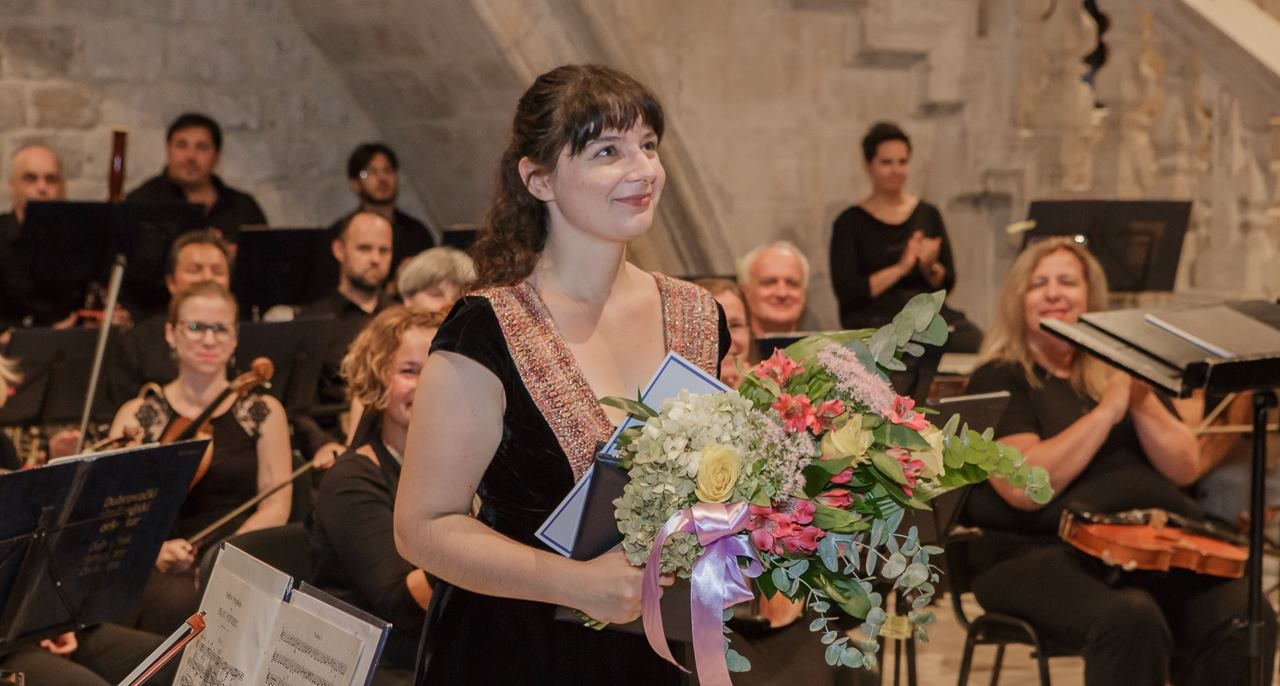 Koncert majstorica Đana Kahriman dobitnica je Nagrade Ivo Dražinić