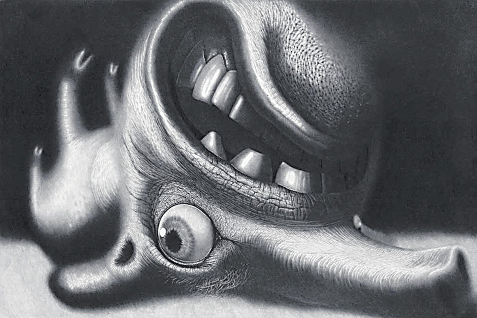 Suvremeni groteskni imaginarij Davora Vrankića
