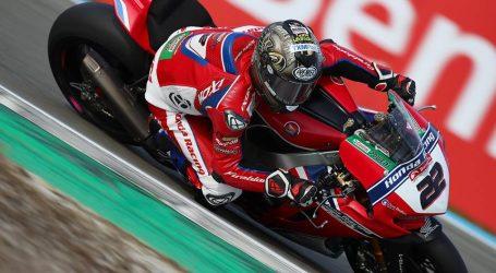 VIDEO: Honda Racing BSB završila sezonu u Bennetts British Superbike Championshipu