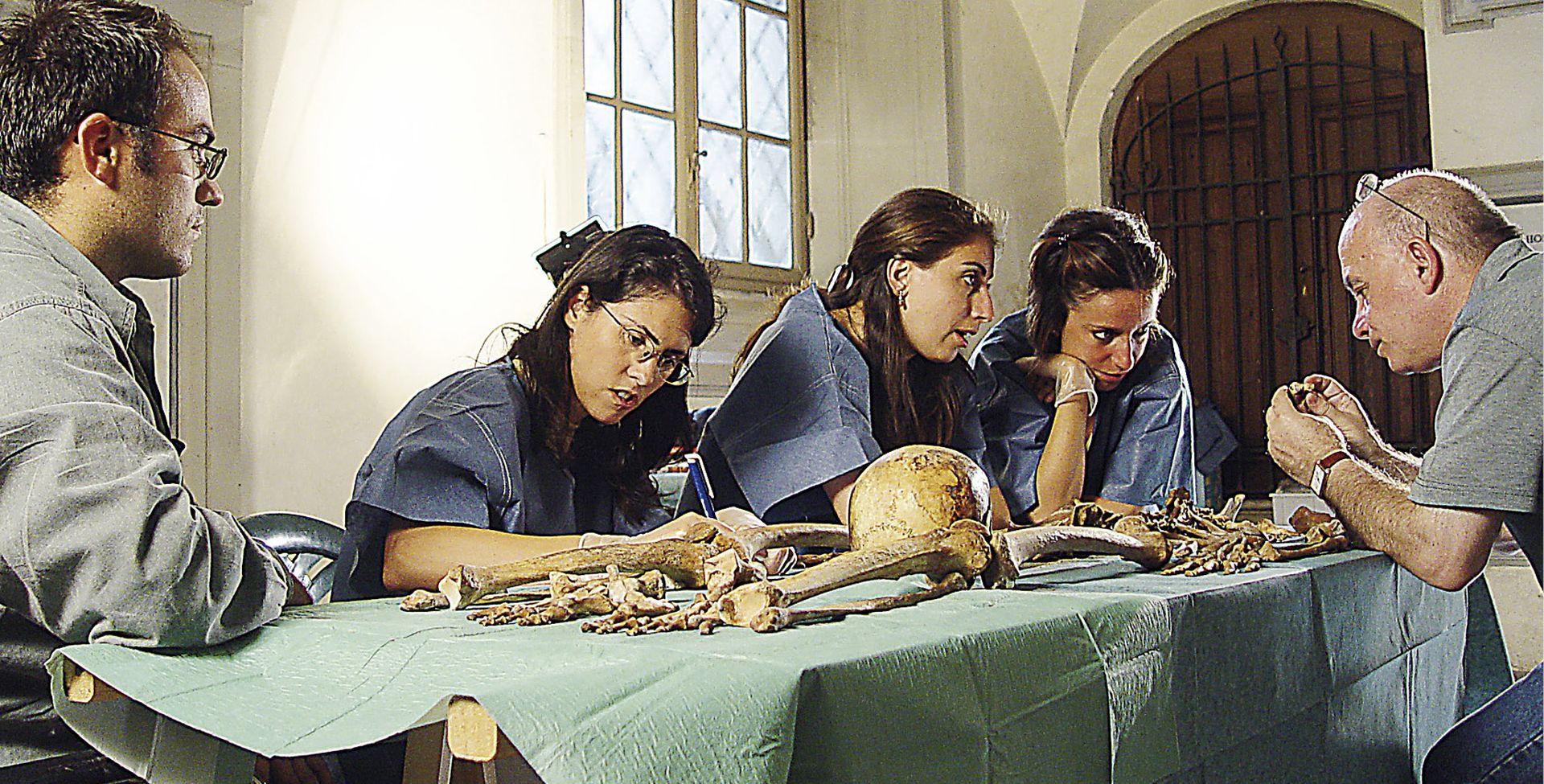Projekt Medici: paleopatolozi otkrili tajne velikih mecena
