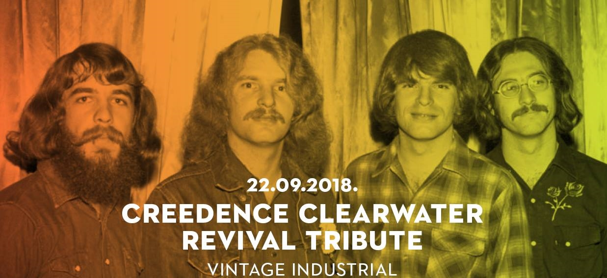 Creedence Clearwater Revival Tribute izvodi poznate rock-klasike