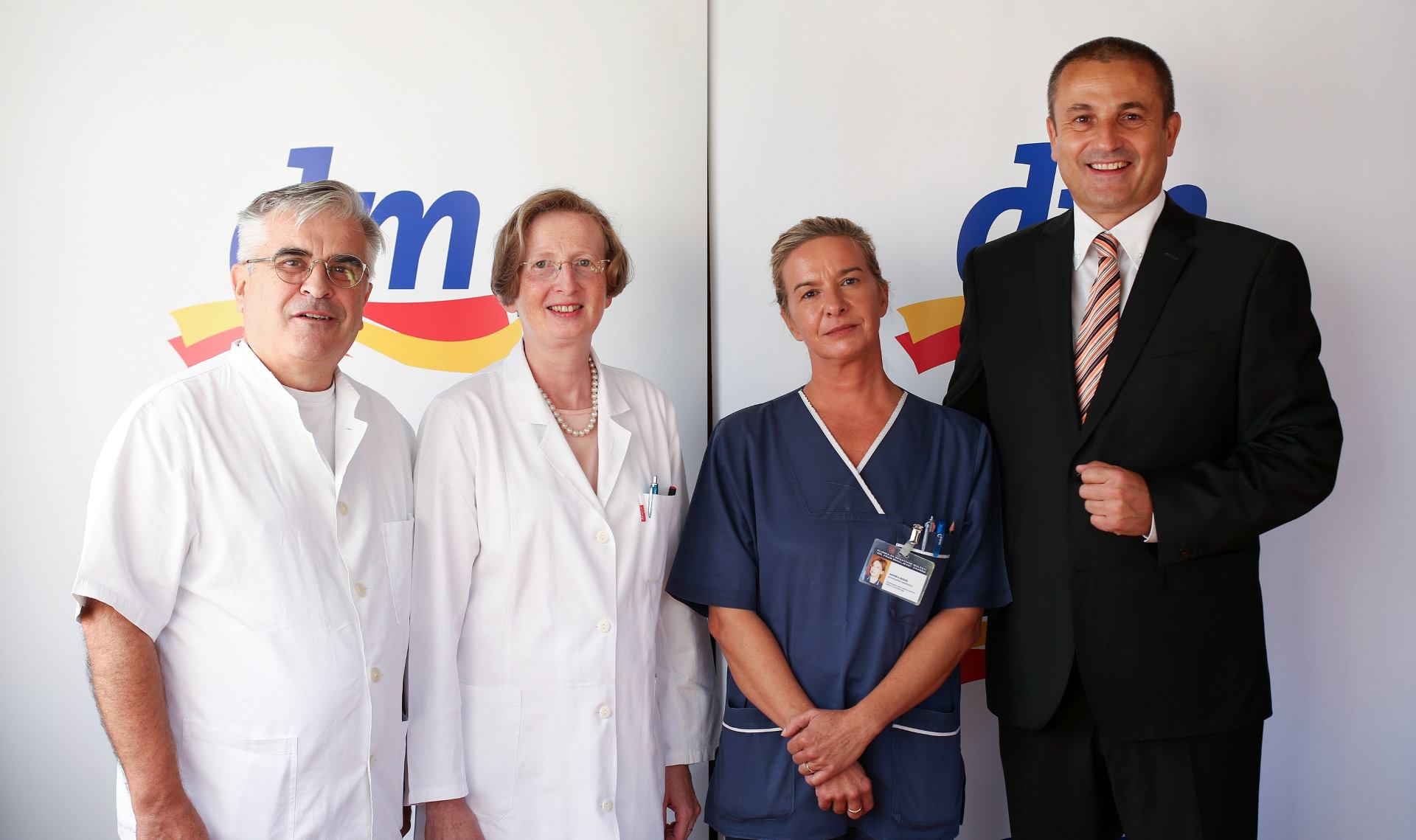 Donacija dm-a Klinici 'Dr. Fran Mihaljević' omogućit će sigurnije liječenje najtežih bolesnika