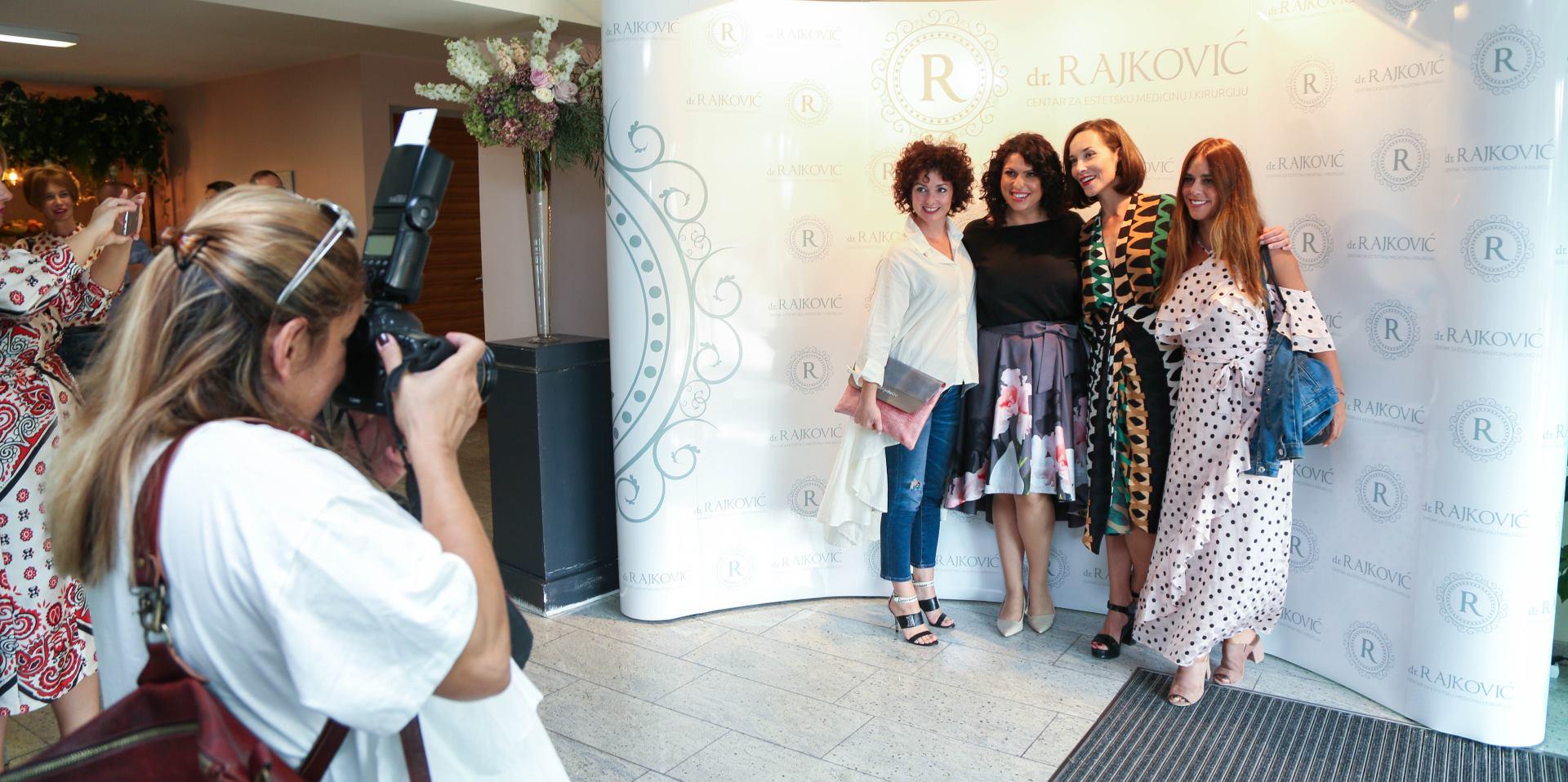 FOTO: Mnoge poznate osobe posjetile centar 'Dr. Rajković'