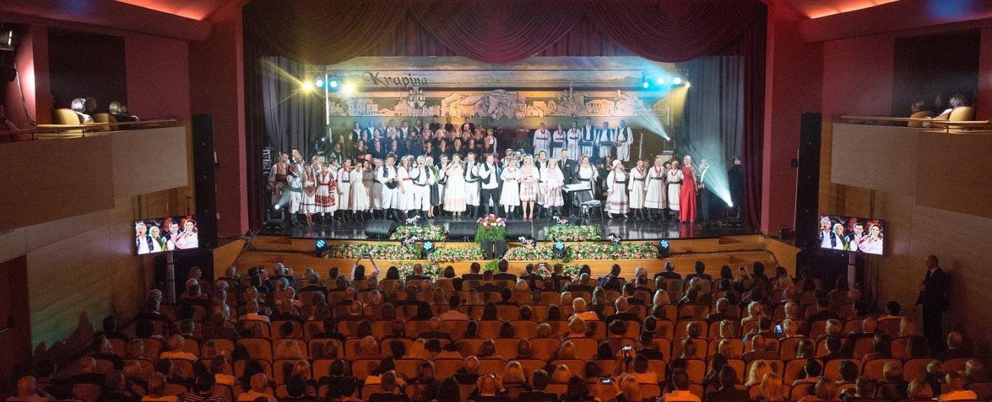 Održan 'Festival kajkavskih popevki' u Krapini