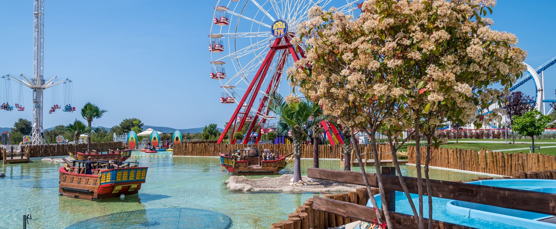 Dalmatia Fun, Food and Wine Fest u Fun Parku Biograd