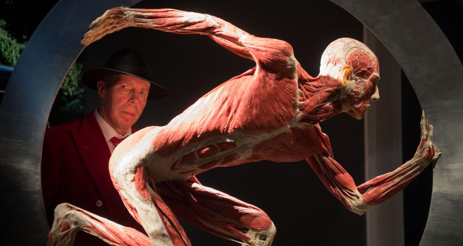 SUDSKA ODLUKA Doktor Smrt može nastaviti s izložbama
