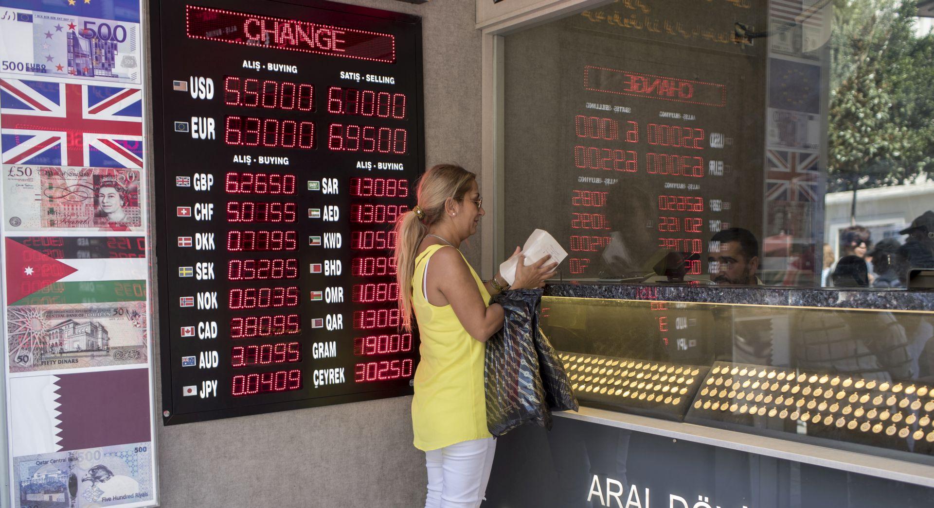 Mogu li krize u Turskoj i Argentini naštetiti Aziji?