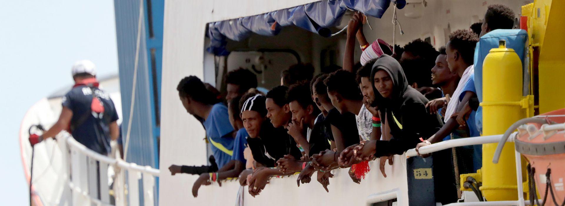 Portugal se dogovorio s Francuskom i Španjolskom o prihvatu migranata s Aquairusa