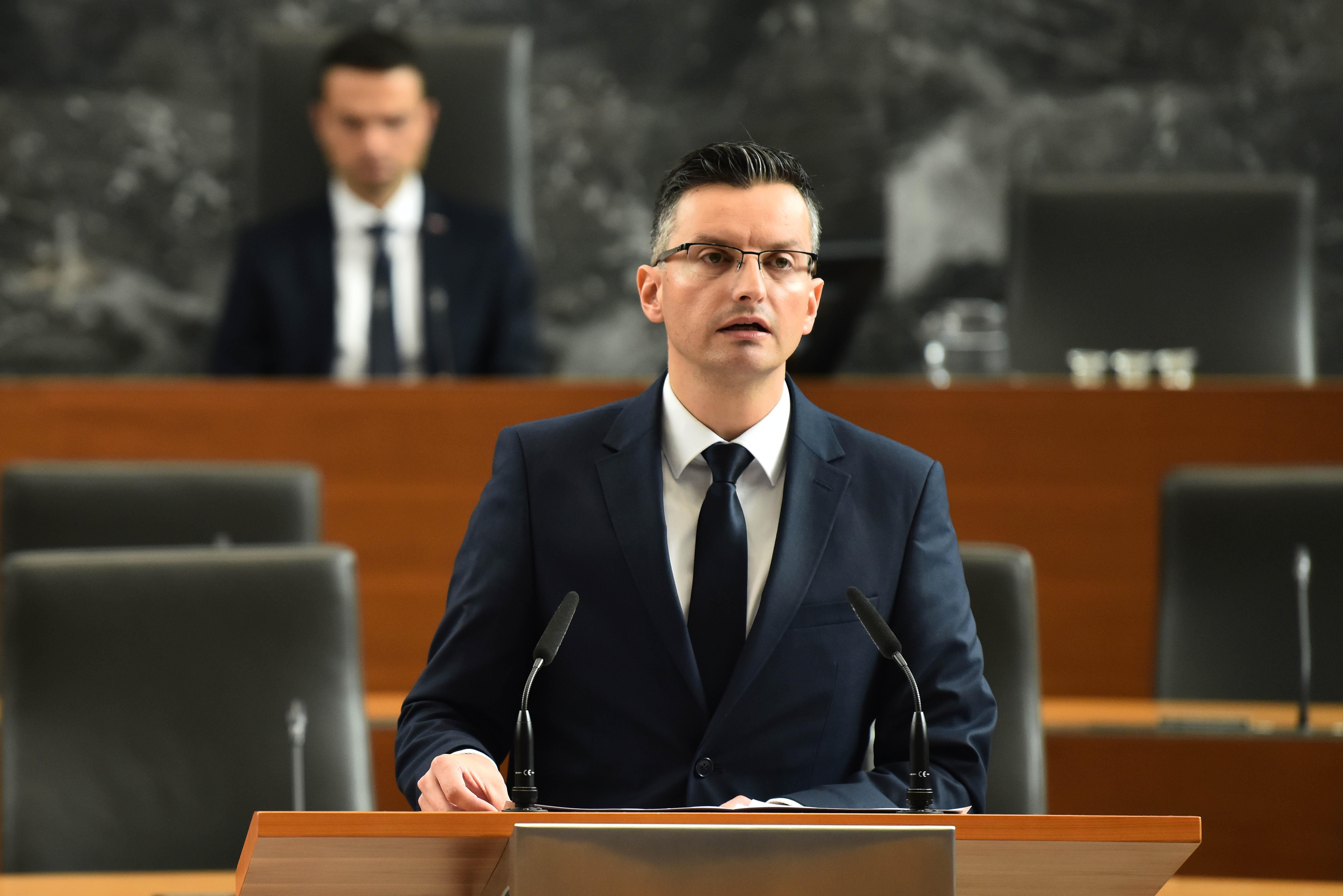 Slovenski parlament potvrdio novu vladu