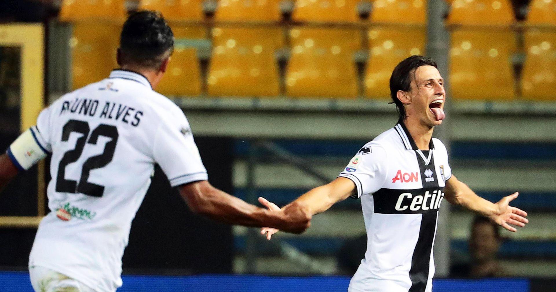 SERIE A Parma svladala Inter