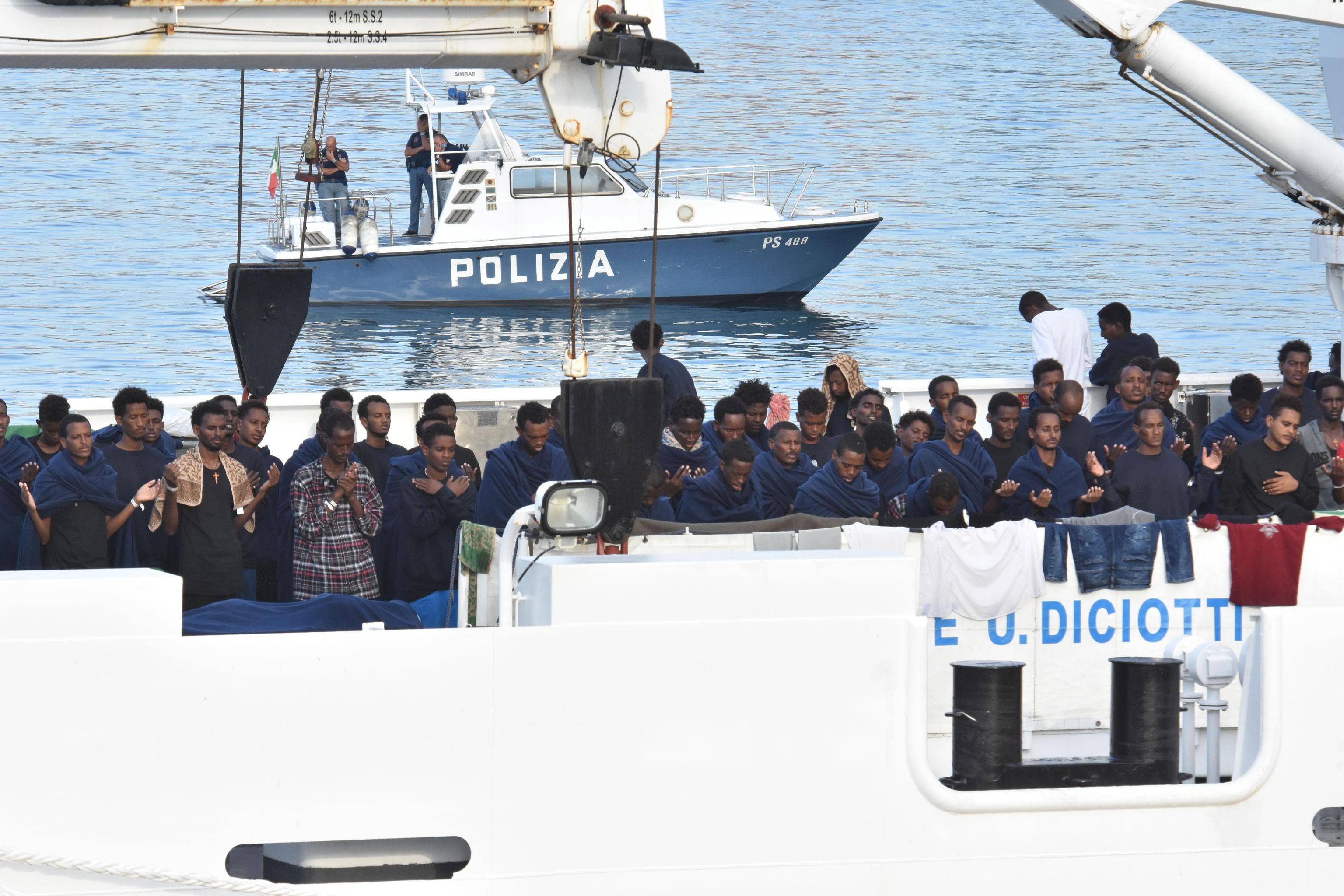 Crna Gora pristala prihvatiti pet migranata iz Italije