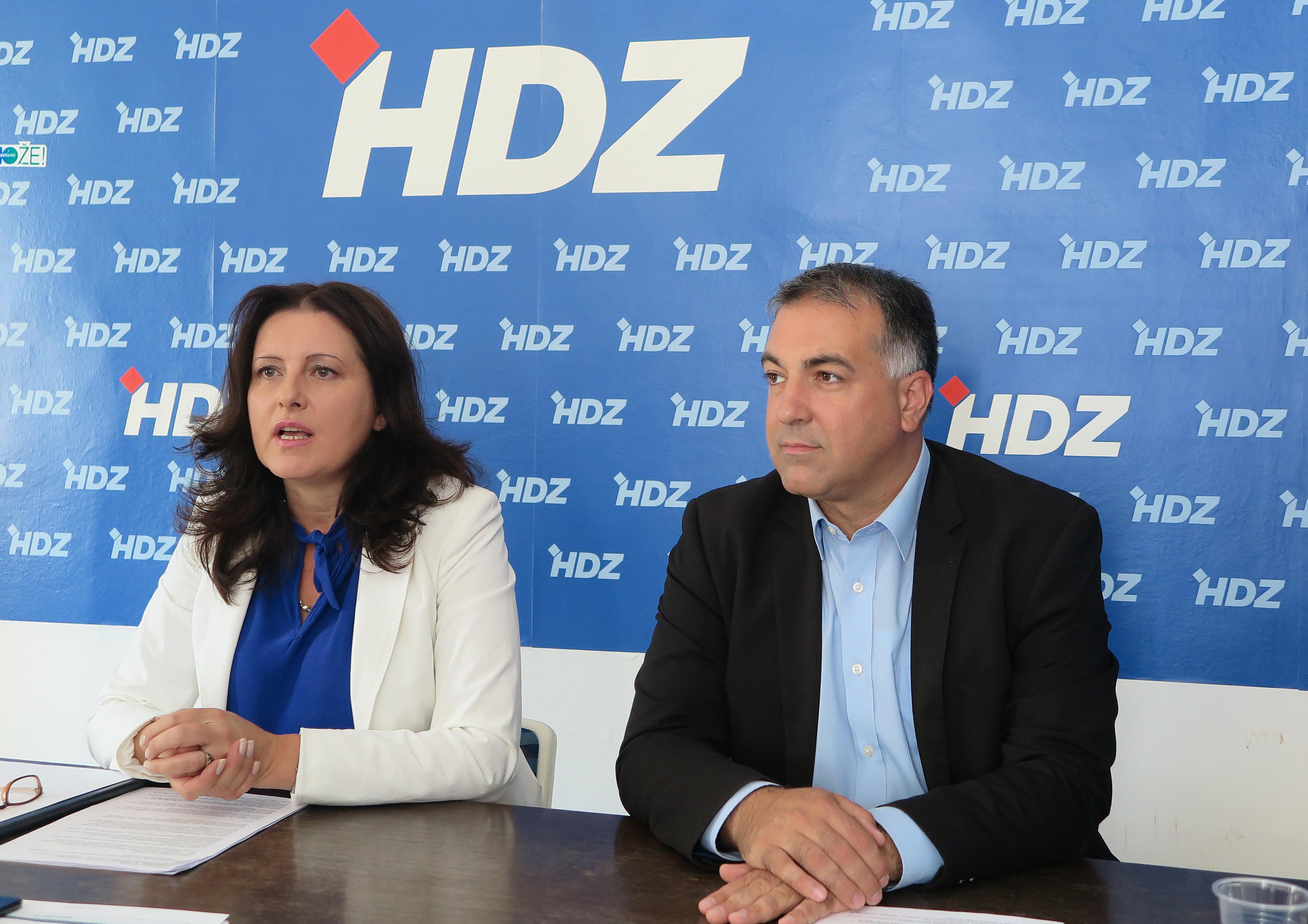 Istarski HDZ:  'IDS podvalama želi skrenuti pažnju sa svoje odgovornosti'