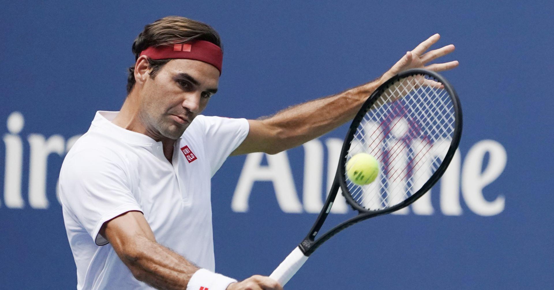 ŠOK NA US OPENU Federer izgubio od 55. igrača svijeta