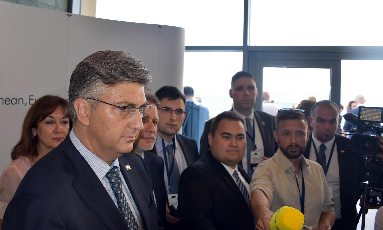 PLENKOVIĆ za Die Welt 'Hrvatska odgovorno štiti najdužu granicu Europske Unije'