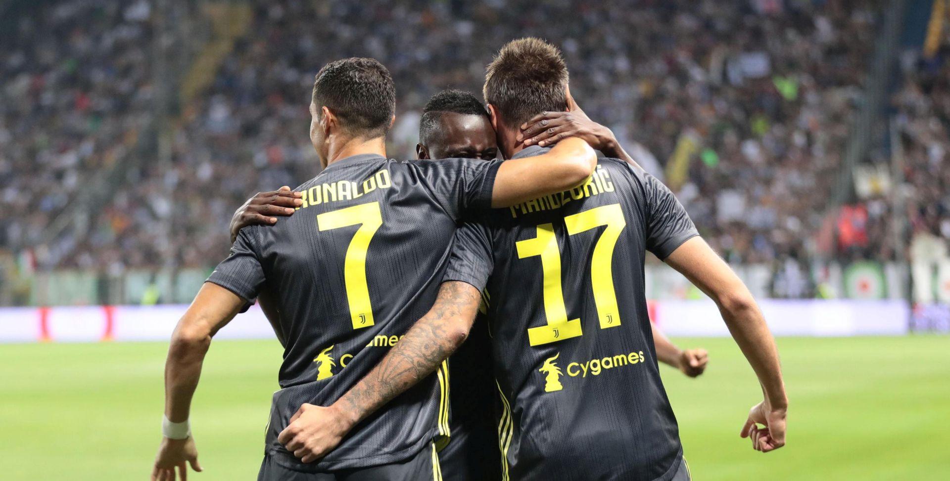 SERIE A Ronaldo dvostruki strijelac u pobjedi Juventusa