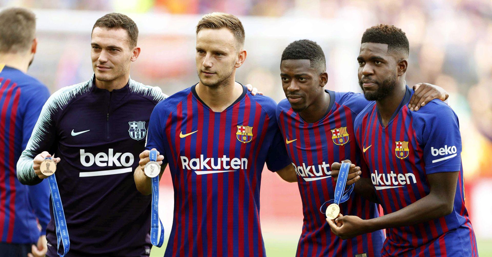 "RAKITIĆ ""Tužan sam jer ne igram, u Barceloni želim uživati"""