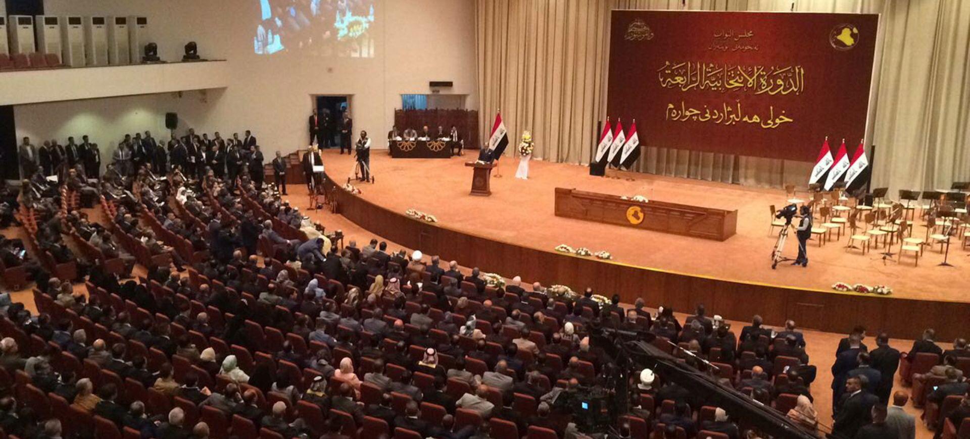 Irak dobio novog predsjednika parlamenta