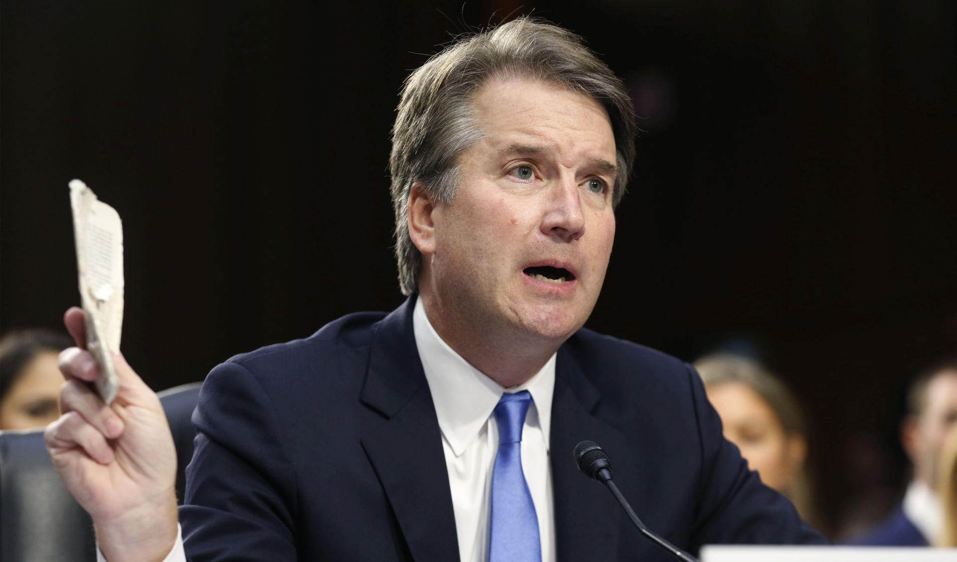 Ford svjedočila o strahu da će ju Kavanaugh silovati i slučajno ubiti