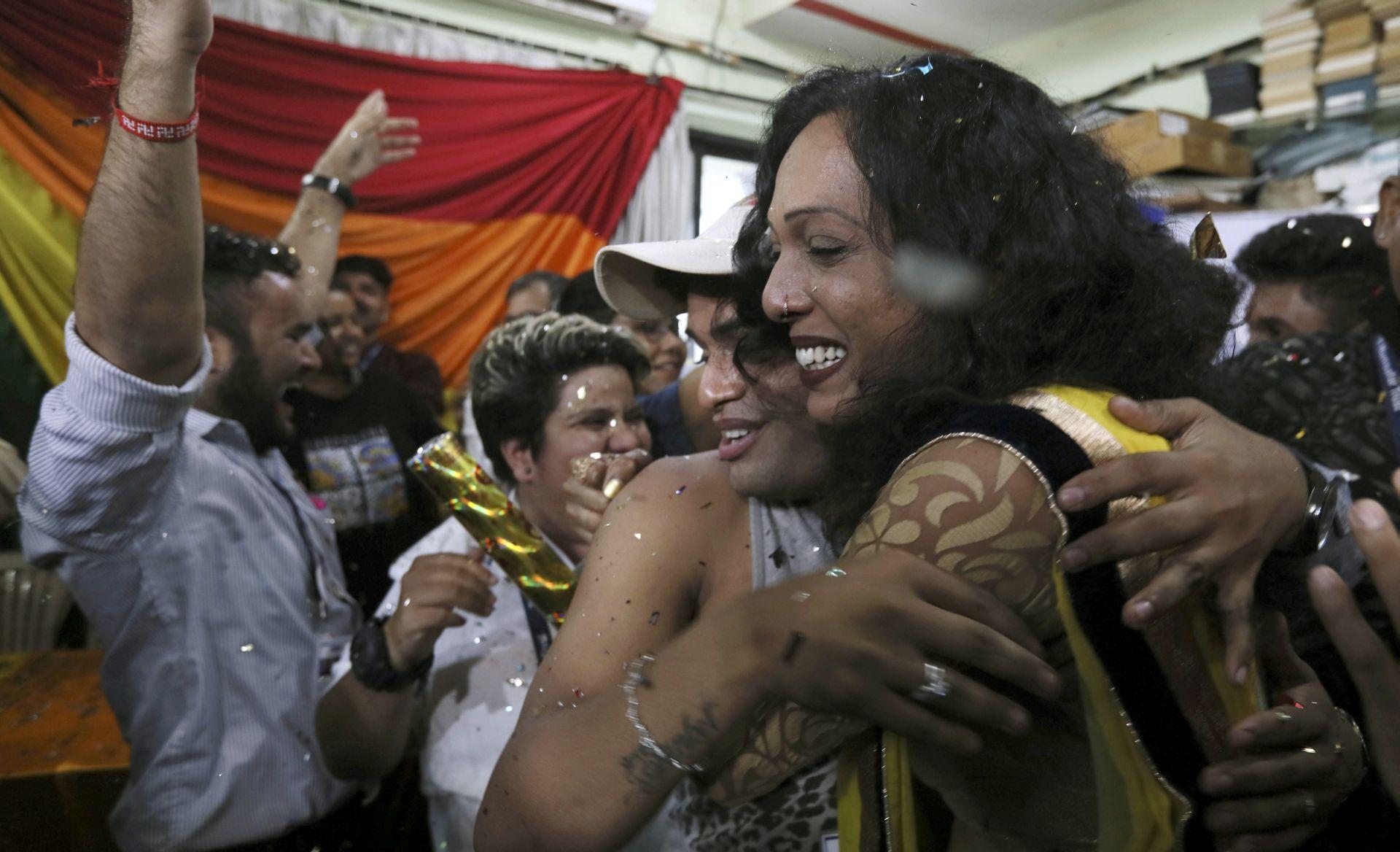 INDIJA Preljub više nije krivično djelo