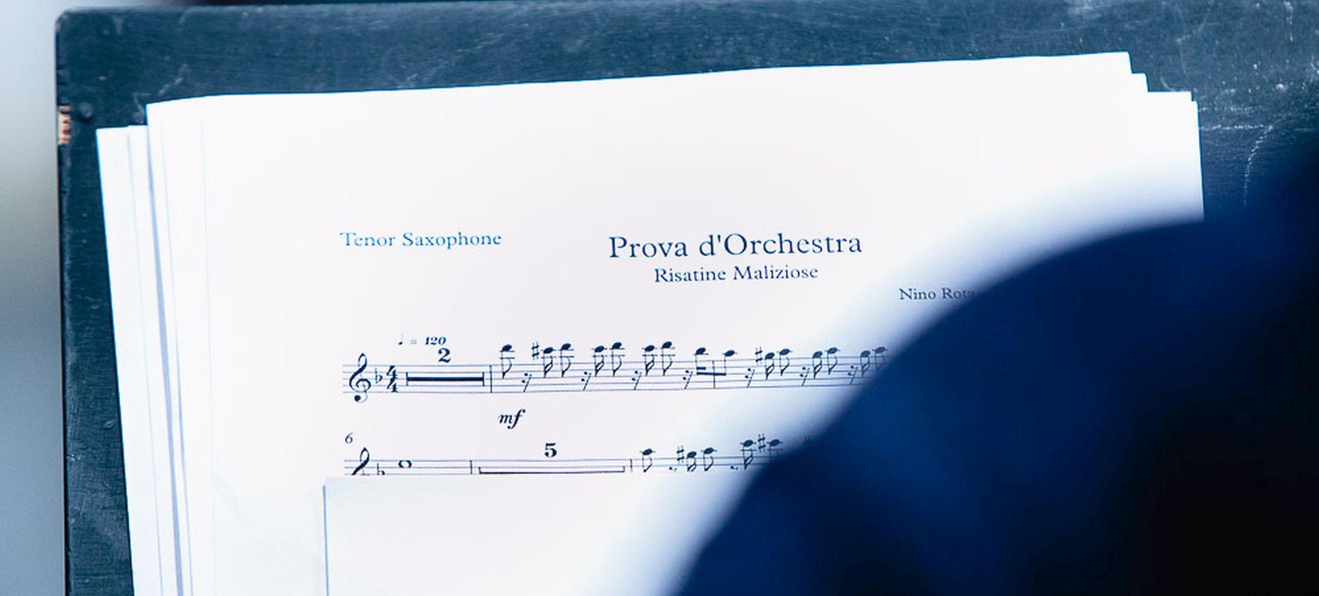 """ZKM otvara sezonu s Fellinijevom """"Probom orkestra"""""""
