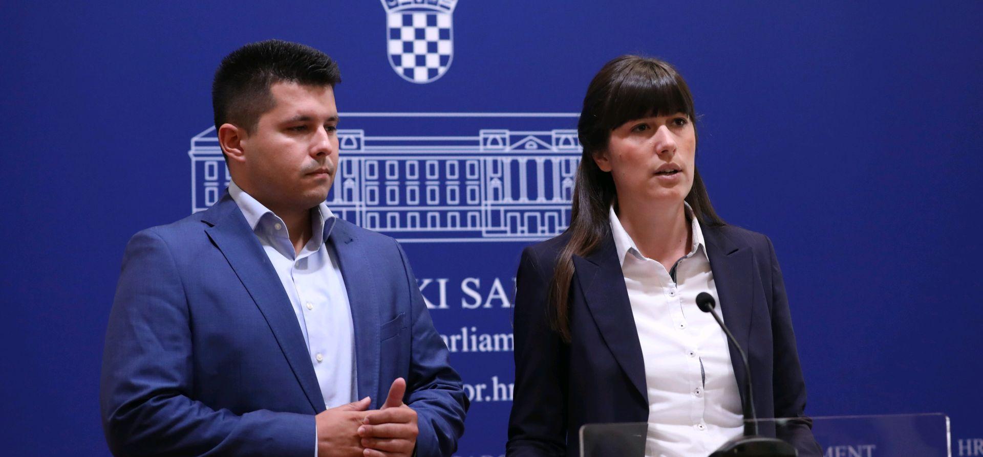 MOST 'Vlada i reforme ne mogu u istu rečenicu'