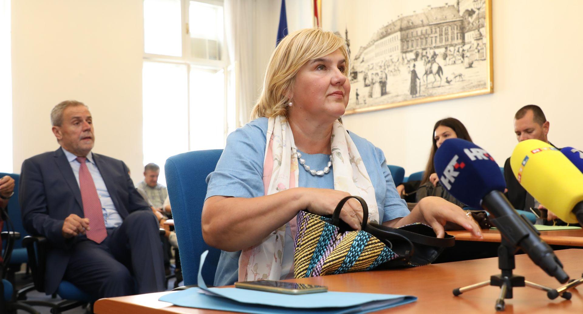 """SVJEDOČENJE MARKIĆ """"Sve račune smo dostavili Gradu Zagrebu"""""""