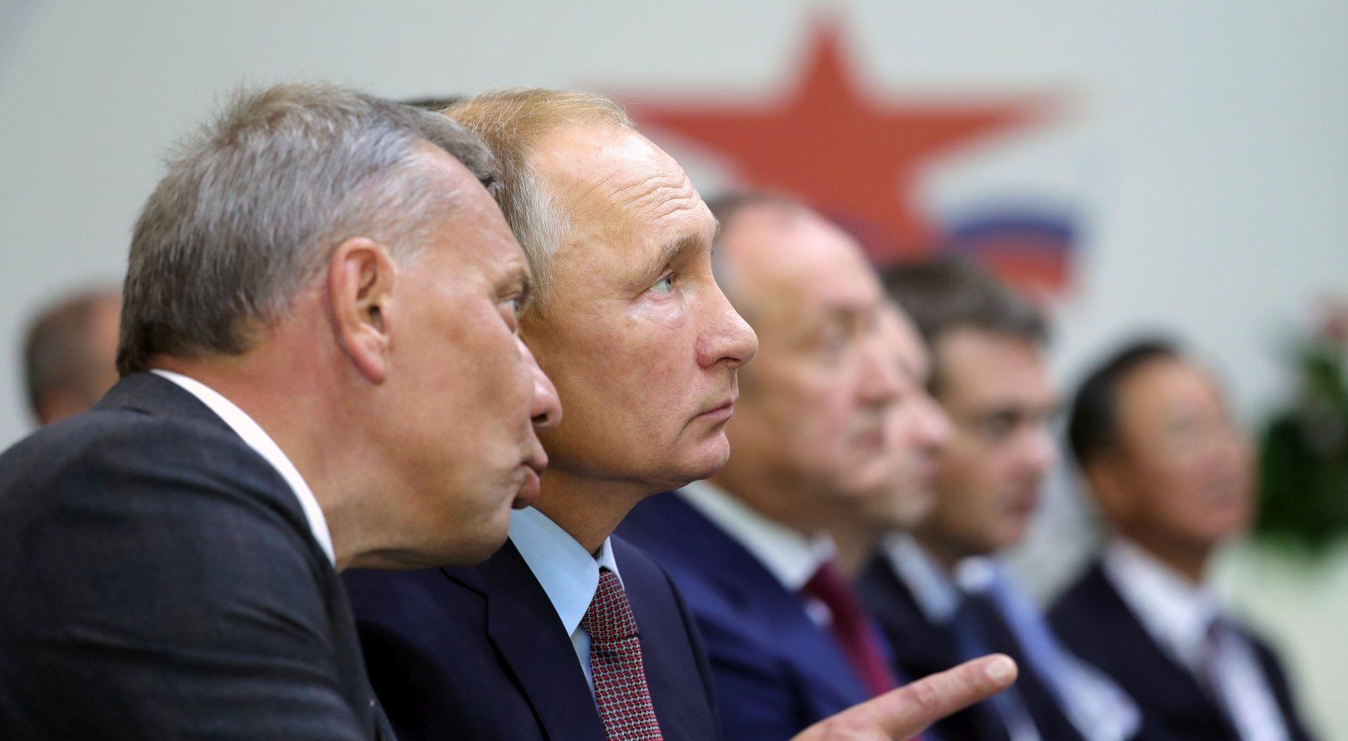 VIDEO: Rusija počela najveće vojne vježbe u svojoj povijesti