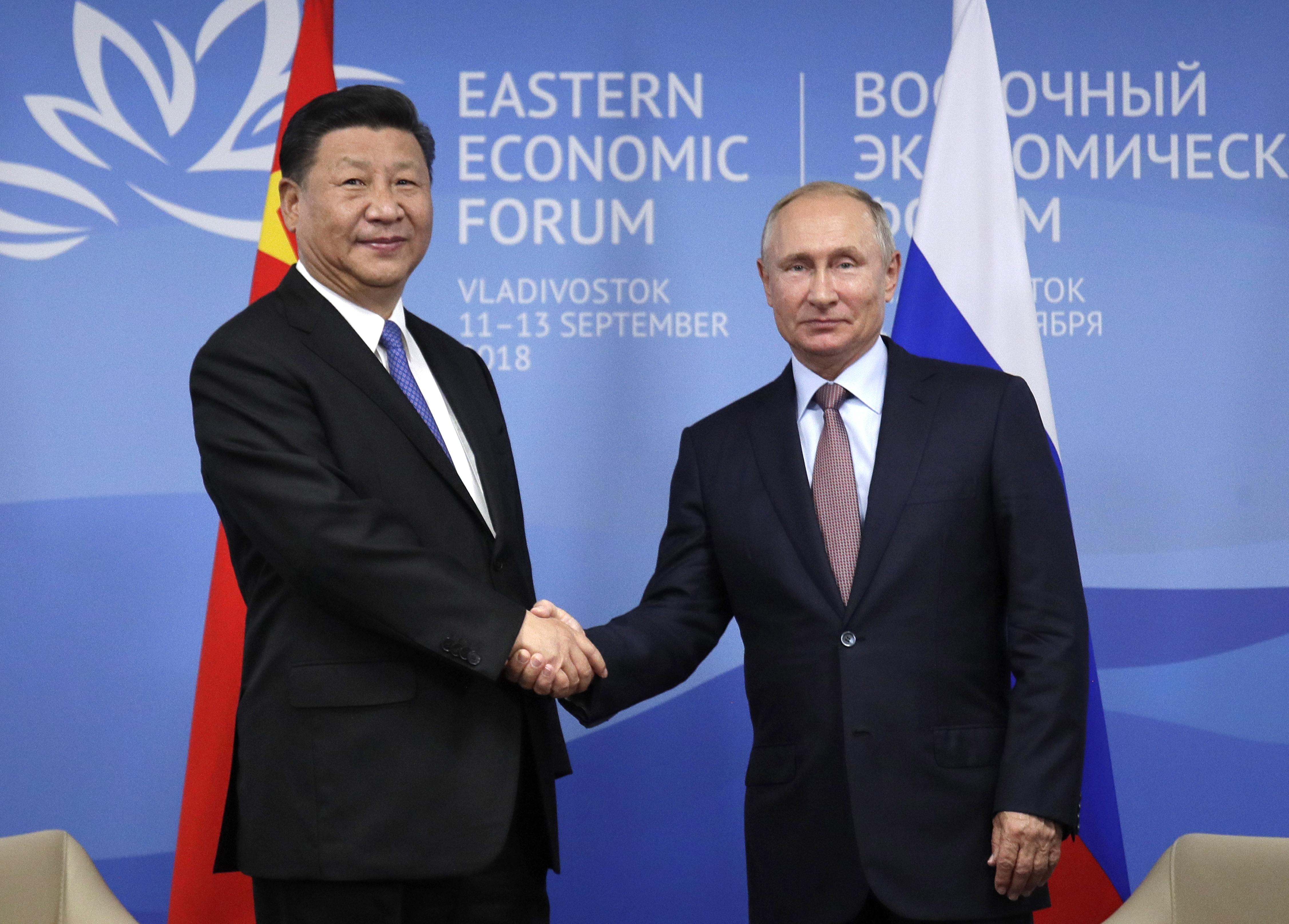 Kina i Rusija zajednički protiv protekcionizma