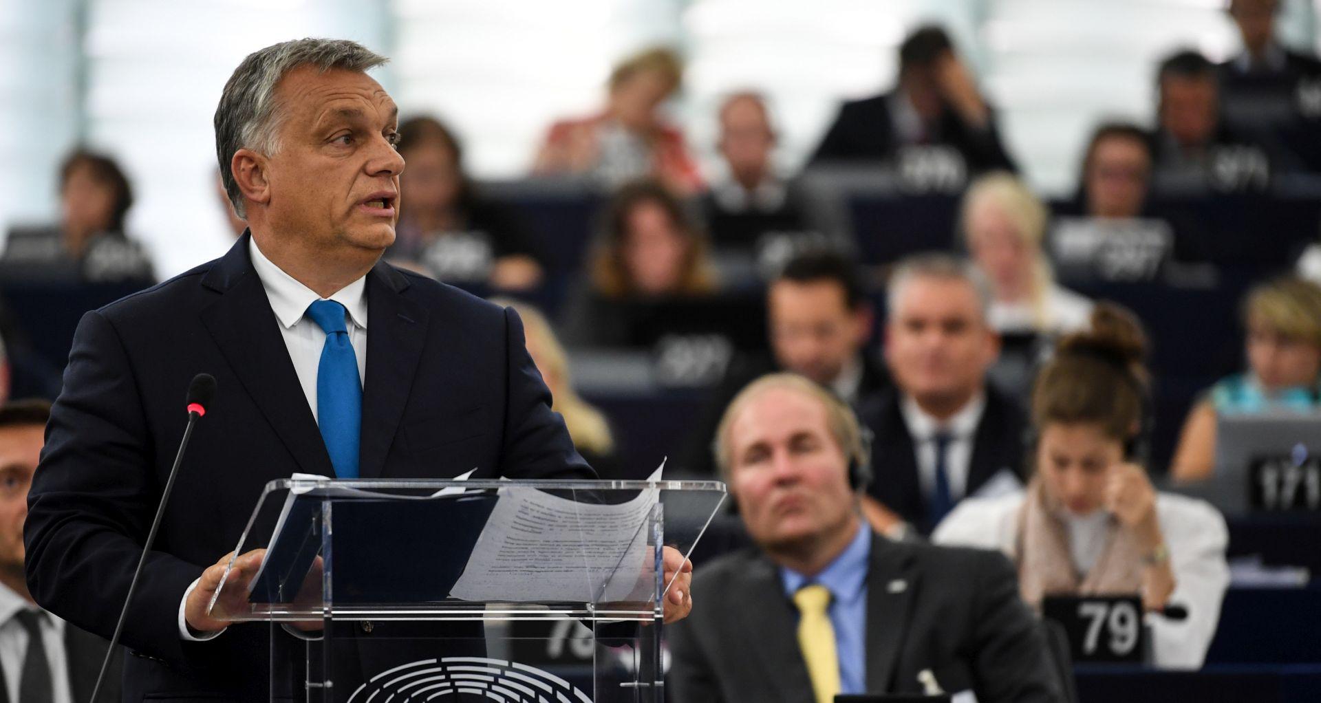 Austrija traži provjeru glasanja EP-a o Mađarskoj