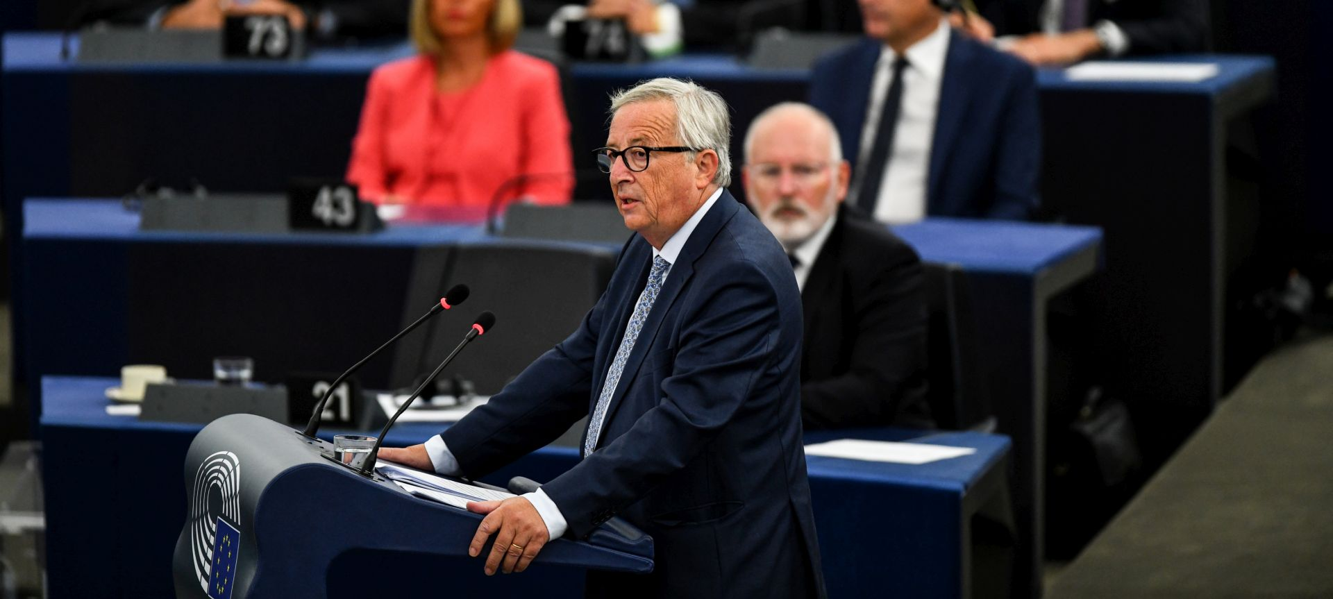 Juncker za Europu bez podjela i jačanje njezine ekonomije