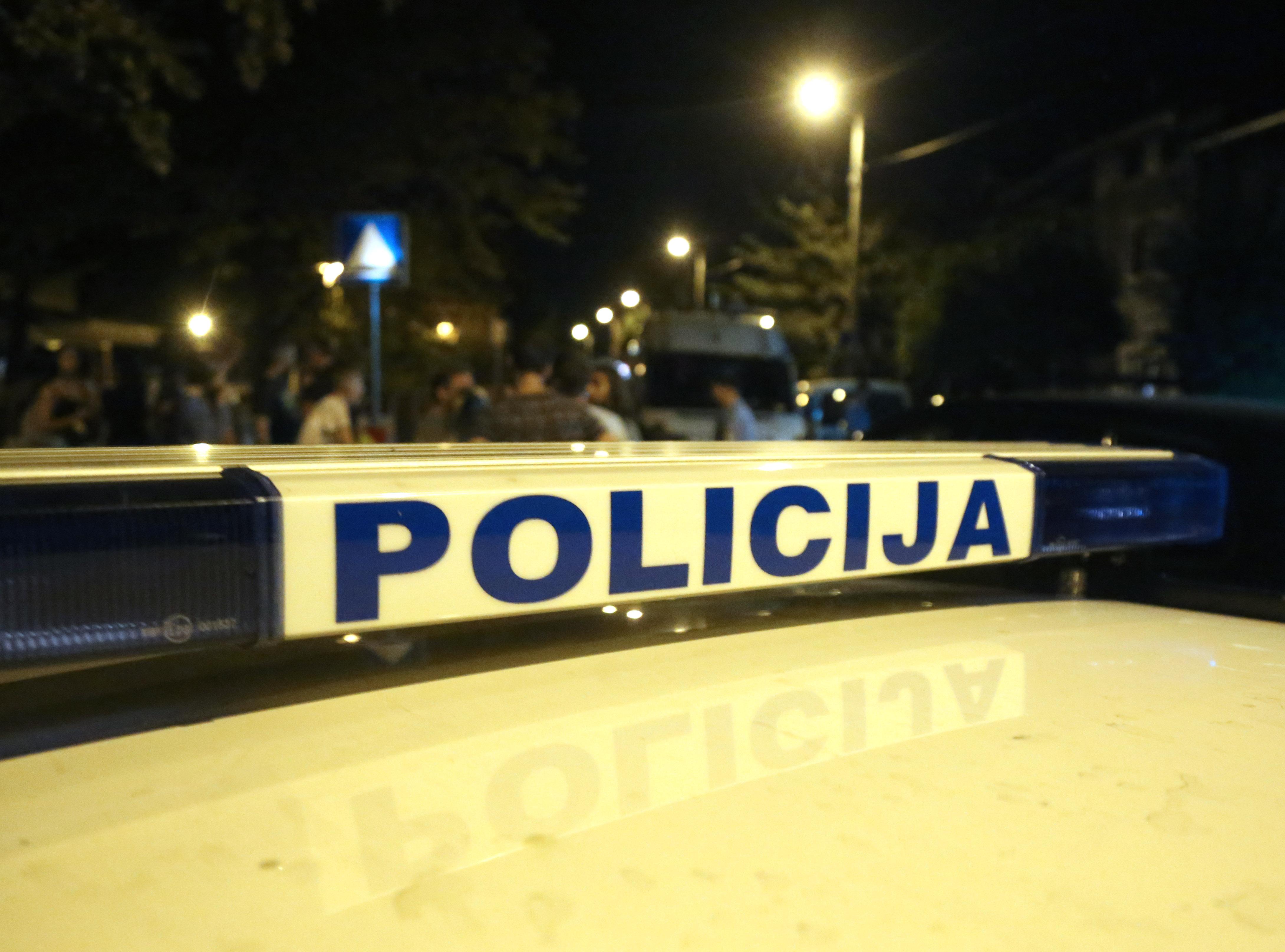 ZAGREB Pucnjava na križanju Vukovarske i Držićeve