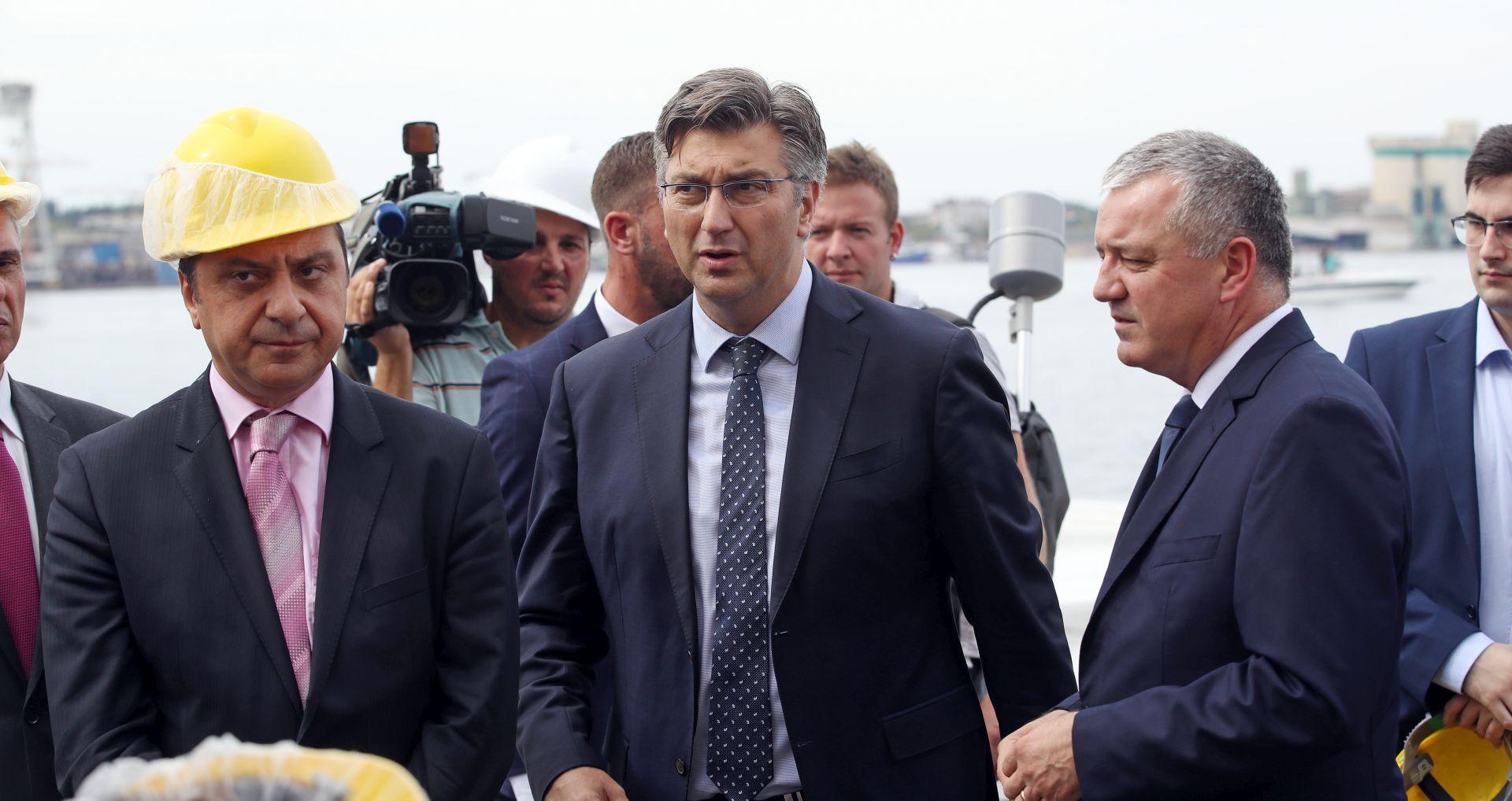 """PLENKOVIĆ """"Neće meni nitko birati partnera i parlamentarnu većinu"""""""