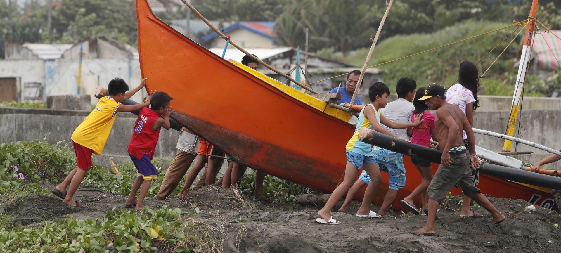 TAJFUN MANGKHUT Filipini u visokom stanju pripravnosti